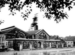 dudweiler, saarbruecken, saarland, bergbau, albertschacht, pascalschacht, 1916