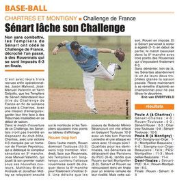 LA REP 18/05/2015 : Baseball