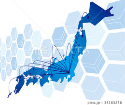 長距離寝たきり搬送,東京、大阪、神戸、京都、青森、秋田、仙台、新潟、長野、徳島、香川、四国、島根、鳥取、兵庫、広島、奈良、名古屋、富山、福井、函館