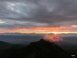 八ヶ岳 赤岳