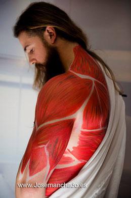 bodypaint, empresa bodypaint, pintor bodypaint, trabajos bodypaint, presentaciones bodypaint, bodypaint para empresas