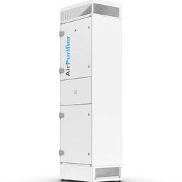 Luftreiniger Wolf Air Purifier mit HEPA Filter