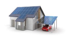 山県市で太陽光・蓄電池・オール電化ならソラエネ!