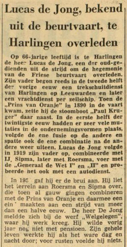 Leeuwarder courant - 21-06-1961