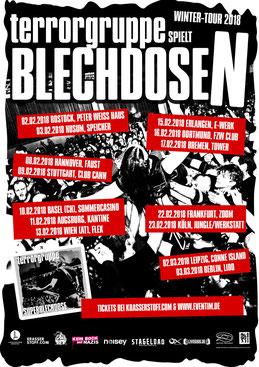 BlechdoseN Tournee