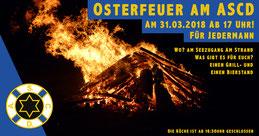 Facebook-Anzeige, Ostern