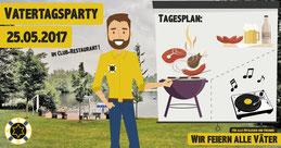 Facebook-Anzeige, Vatertag