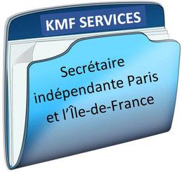 Secrétaire indépendante Paris (75)