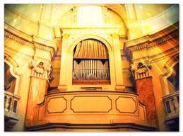 organo C. Del Chiaro del 1870