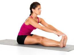 「膝 ストレッチ」の画像検索結果