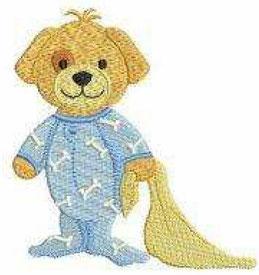 Pyjama-Hund