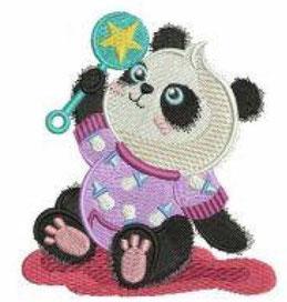 Pyjama-Panda
