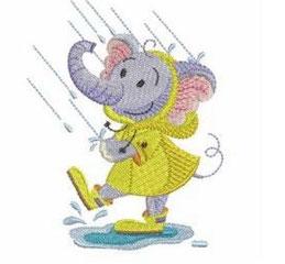 DANCE IN THE RAIN: ELEFÄNTLI