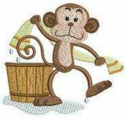 Äfflli-Wäsche