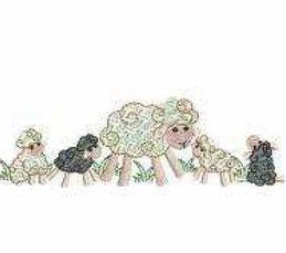 Schaf mit Kids