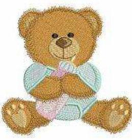 Pyjama-Bär