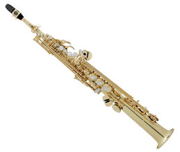 Saxofón Soprano
