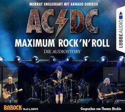 BAROCK AC/DC maximum rock´n´roll Bastei Lübbe