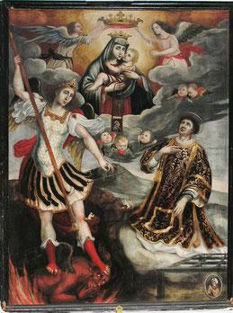 ZILIA-Pietr'Anto Rossi actif en Corse fin 17e-début 18e s.