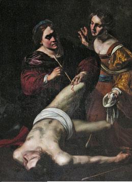 Monticello-Eg. Saint-Sébastien-Legs Fesch- XVIIe s.