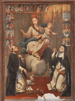Tallone-Eglise Saint-Césaire-Donation du Rosaire-Francesco Carli