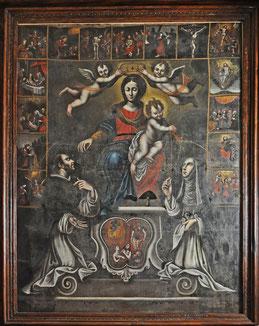 Cambia - Egl Ste Marguerite - Donation du Rosaire - Casalta