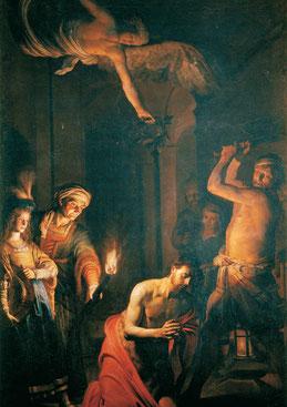 G. Van Hornthorst - Rome (Cl. Alain Truong)