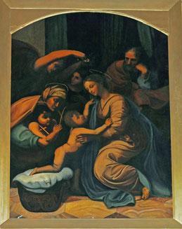 Monticello - Sainte Famille