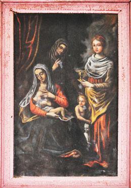 Castellare di Mercurio - Sainte Famille
