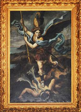 POGGIO DI NAZZA (d'après Raphaël)