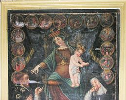 Vallica - Giacomo Grandi - Donation du Rosaire