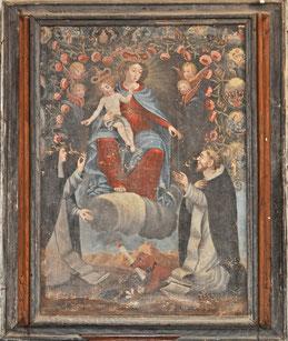 Loriani (Cambia) Eglise Ste-Catherine- Giacomo Grandi-Donation du Rosaire