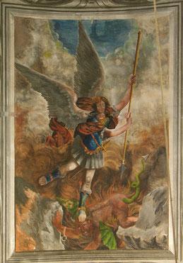 PENTA DI CASINCA (voûte) - Jean-Noël Coppolani, peintre corse 1827-1880