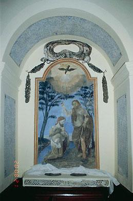 Pied'Orezza - Chapelle de l'Annonciation
