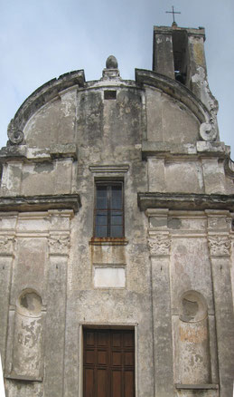 Brando Pozzo-chapelle privée Carlo Ferdinandi (Domenico Baïna 1724)