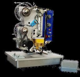 Impresora de hot stamping electronica