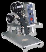 Impresora manual de hot stamping