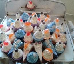 Seifen-Cupcakes