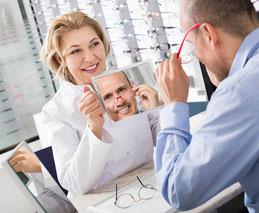 Bild Optiker-Branche