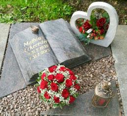 Gärtnerei Lächele Urnengrab