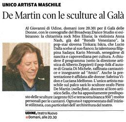 Messaggero Veneto del 24 novembre 2014