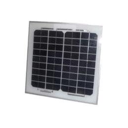 Panel solar plano y cuadrado 12 V-10 W para motorizaciones de piscina de rueda AKIA France System