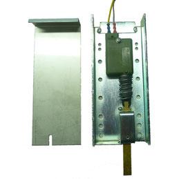 Cerradura eléctrica AKIA remota, para motorización de rueda de AKIA France System
