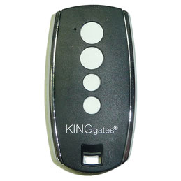 King Gates Stylo 4-channel remote control for AKIA France System's wheeled motor drives