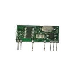 433 Mgh HF plug-in receiver for AKIA motor drive