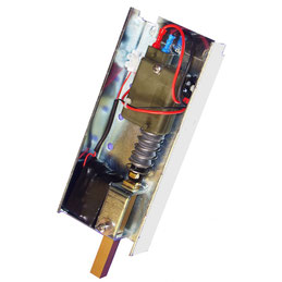 AKIA standalone remote electric lock for AKIA France System's wheeled motor drive