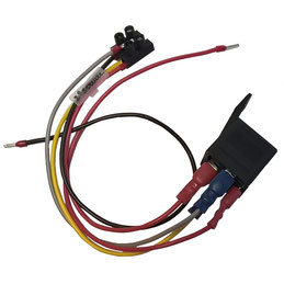 Pre-wired Bosch relay for AKIA automation equipment