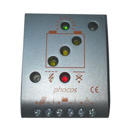 Régulateur de charge 12-24 V pour motorisations solaire à roue AKIA France System