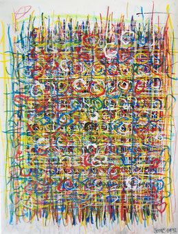 Fabio Massimo Caruso in der Galerie SEHR 2014
