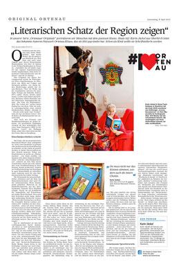 Mittelbadische Presse vom 8. April 2021